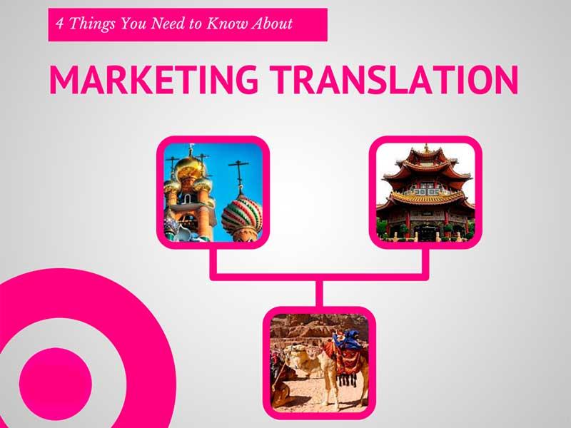 4 cosas que necesita saber sobre traducción en marketing